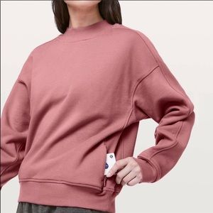 Lululemon chill on pullover
